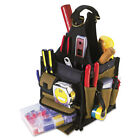 CLC 28 Compartments Electrical & Maintenance Soft-Side Tool Carrier  1526 New