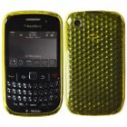 Silicone Gel Honeycomb Patterened Case for BlackBerry Curve 8520