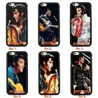 Elvis Presley Silicone Cell Phone Case Cover for iPhone 4 4S 5 5S 5C 6 6S 7 Plus