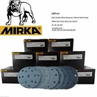 "150mm DA Sanding Discs / Sandpaper MIRKA Basecut 6"" Hook and Loop"