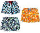 Baby Boys Ex Chain Store swim shorts Trunks Summer Holiday Clothes Adams 3-36M