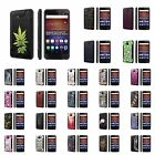 Huawei Ascend XT [AT&T GoPhone H1611] Dual Armor ShockProof Case  Design [C]