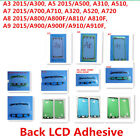 (10PCS)for Samsung A3 A5 A7 A310 etc Front LCD Frame Adhesive Sticker Glue Tape