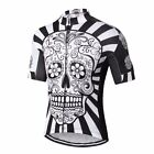 Mens Cycling Jersey Clothing MTB Bicycle Sportswear Short Sleeve Bike Shirt Top