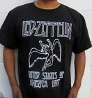 NEW! LED ZEPPELIN PUNK ROCK T SHIRT MEN'S SIZES image