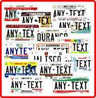 Kyпить  Placas de mexico Personalized Any States of Mexico Novelty Auto License Plate на еВаy.соm