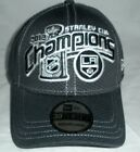 New Gray Fitted LA Kings Hockey 2012 Stanley Cup Champions Baseball Cap NHL