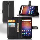 For Huawei Ascend XT H1611 PU Leather Card Slot Wallet Case Flip Cover