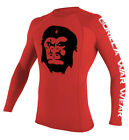 Gorilla War Wear Gorvara Rash Guard. BJJ Brazilian Jiu Jitsu No GI UFC Worn