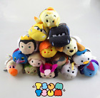 150 Styles Disney TSUM TSUM Cars Moana Peter Pan EVE Mini Plush Toys With Chain