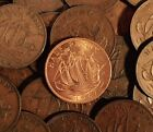 Old British Half Penny Coins - 1800s - 1967 Choose Your Year - 1/2p UK Coin