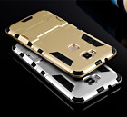 Dual Layer Hybrid Armor Hard Case Shockproof Cover For Huawei GX8 / G8 / G7 Plus