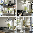 LED Ceiling Fan Lamp Tower Column Satnd Fan Climate Column Cooling Office new