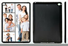 CUSTOM IMAGE OR COLLAGE RUBBER CASE FOR iPad Air 1 2 Mini 1 2 4