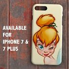 Cute Disney Punk Tinkerbell art for iPhone 7 & 7 Plus Case Cover