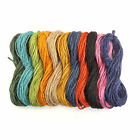 Jute Twine / String - 3 ply -10m Cut length - Assorted colours