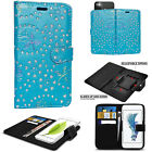 Nokia Microsoft Lumia Mobile Phone Luxury Leather Wallet  Universal Case Cover