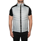New Hugo Boss Vannick Vest - Grey Melange