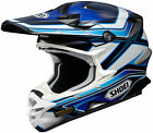 Shoei VFX-W Capacitor Graphic Off Road Helmets
