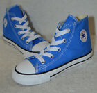 Converse Toddler Boy's Chuck Taylor Hi Top Light Sapphire Sneakers-Size 5/8 NWB