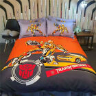 *** Transformer Armada Single Bed Quilt Cover Set - Flat or Fitted Sheet ***