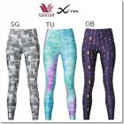 CW-X Sports Tights VCY219 Style Free Bottom Long Quick Drying Sweat for Women