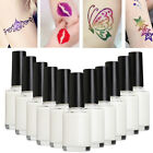 15ml Colle Maquillage Tatouage Poudre Glitter Paillette Corps Tattoo Body Glue