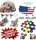 Cheap Us Spinner Fidget Tri Finger Spin Stress Hand Adhd Autism Edc Toy Desktop
