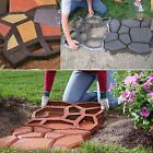 Outdoor Plastic Path Maker Mold Manually Paving/Cement Brick Molds Stone Road 1