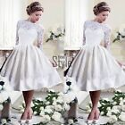 Short Cocktail Dress Party Dress Evening Formal Bridesmaid Wedding Prom Dress TU