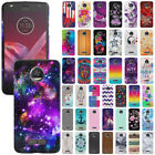 google play rolling stones - For Motorola Moto Z2 Play 2nd Gen 2017 Design Protector Hard Back Case Cover