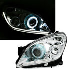 CLEAR XENON ANGEL EYE HEADLIGHTS HEADLAMPS FOR OPEL VAUXHALL ASTRA H NICE GIFT