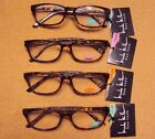 Nicole Miller Lisa Reading Glasses Reader Choose Pick +1.5,1.75,2.00,2.5,2.75