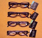 Nicole Miller New York Willow Reading Glasses Reader Pick +1.5,1.75,2.0,2.5,2.75