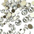 Swarovski Crystal Clear ( Hotfix /NO Hotfix) Flatback Rhinestone for Nail /other