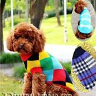 Внешний вид - Warm Pet Cat Dog Puppy Knit Coat Clothes Sweater Vest Jacket Apparel Costume