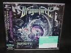 DRAGONFORCE Reaching Into Infinity + 1 JAPAN CD DragonHeart Karmaflow Demoniac