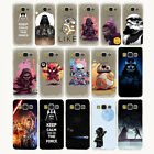New Darth Vader Star Wars Hard Case For Samsung Galaxy S8 S7 S6 S5 S4 Edge Cover $9.6 CAD on eBay