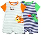 Carters Baby Toddler Boys/Girls Rompers 2PC Set NWT