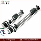 Threaded rod linear guide rail with motor and ball screw for cnc,Linear Actuator
