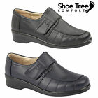 WOMENS LADIES GIRLS CASUAL COMFORTABLE NURSE WORK SCHOOL OFFICE SHOES SIZES 3-8