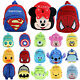 Baby Kids Unisex Mini Backpack Cartoon Animal Schoolbag Small Shoulder Bags Gift photo