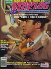 BEAYTY AND THE BEAST BOB HOSKINS WHO FRAMED ROGER RABBIT STARLOG #133