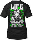 free on xbox live gold this month - Must-have Welder Life Is Full Of Risks - Telling This Hanes Tagless Tee T-Shirt