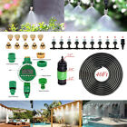 Garden Patio Yard Water Mister Air Misting Cooling Irrigation System Sprinkler