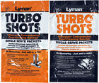 Lyman Turbo Shots Concentrated Ultrasonic Cleaning Solution, just add water (10)