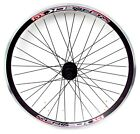 "26""  MOUNTAIN BIKE REAR WHEEL 7/8/9/10 SPEED CASS TYPE ,DOUBLE WALL RIMS, QR HUB"