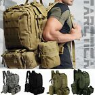 New 30/40/50L Assault Tactical Outdoor Military Rucksacks Backpack Camping Bag