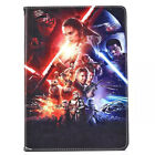NEW Star Wars Kids Leather Stand Case Cover For iPad 2/3/4/5/6/7/8 Air Mini Pro