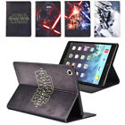 NEW Star Wars Kids Leather Stand Case Cover For iPad 2/3/4/5/6/7/8 Air Mini Pro $16.19 USD